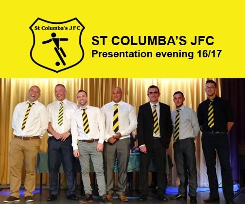 Halifax junior football teams, St Columbas JFC Football club